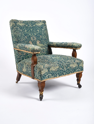 A Connaught chair by George Jack - ref 521